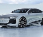 Audi A6 e-tron concept previews new luxury EV sedan for 2023
