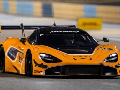 The 720S GT3X proves McLarens do not all look the same